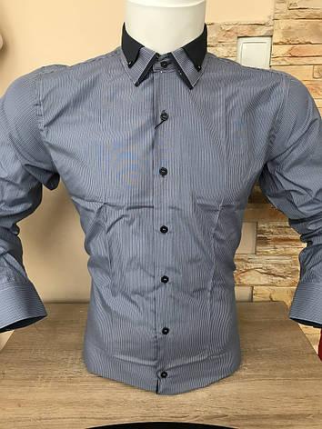 АКЦія! Чоловіча сорочка Franko Manutti, фото 2