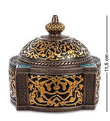 Шкатулка с орнаментом Veronese Арабеска 11,5 см 1903767