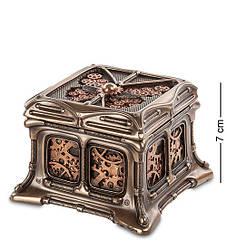 Шкатулка Veronese в стиле Стимпанк 7 см 1903745