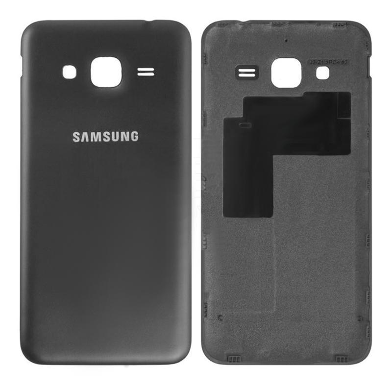 Задняя крышка Samsung J320H (J3-2016) Black OR