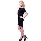 Платье летние женское, черное 42 и 44 размер, фото 3