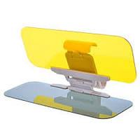 HD Vision Visor Антибликовый солнцезащитный козырек Night vision для автомобиля