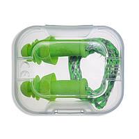 Беруші багаторазові Uvex Whisper+ зі шнуром 27 дБ. Мінім. замовлення 30 пар, фото 1