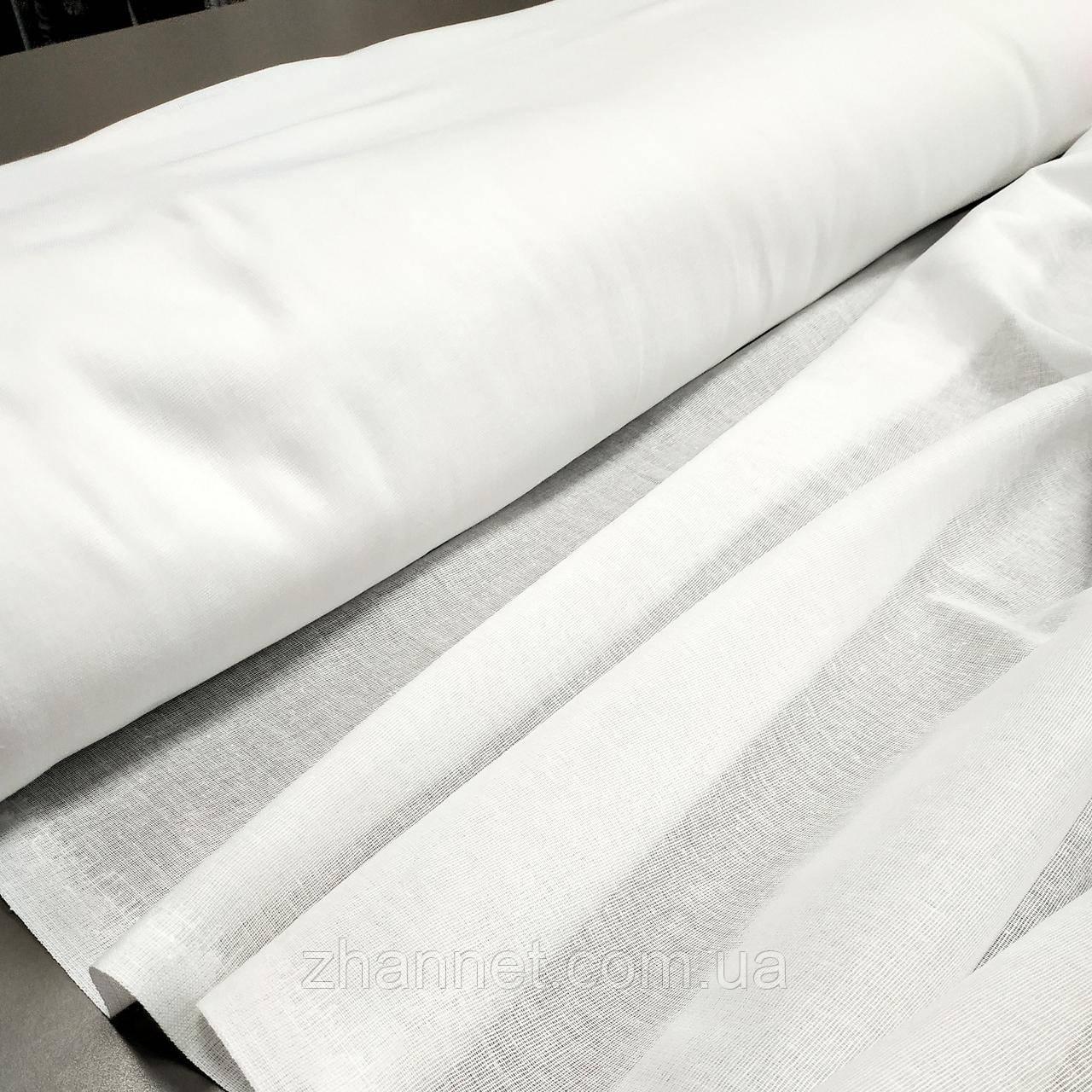 Мадаполам плотная марля 60 г/м2 белый (7931)