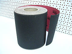 Бумага наждачная на тканевой основе 200 мм зерно Р180