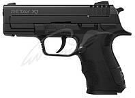 Пистолет стартовый Retay X1, Цвет - black.