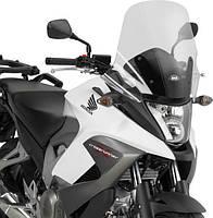 Ветровое стекло Givi 1104DT на мотоцикл Honda VFR800X Crossrunner