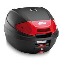 Кофр центральный Givi Monolock E300 (30 литров), черный, фото 1
