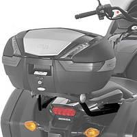 Крепление центрального кофра Givi 1133FZ на мотоцикл Honda CTX700DCT 2014-2015