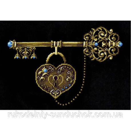 Набір для вишивки хрестом Зроби Своїми Руками Ключ До щастя-37