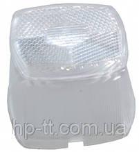 Запасное стекло Aspock Squarepoint Weiss Cover Lens 100271 для фонаря 100260