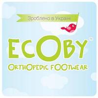 Ортопедические босоножки ТМ Ecoby