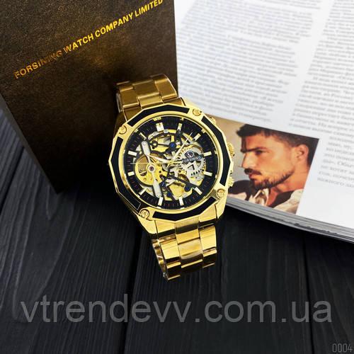 Forsining 8130 Gold-Black