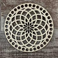 Круглое донышко для вязанных корзин Shasheltoys (100190)