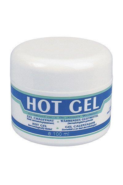 Разогревающий густой анальный гель Lubrix HOT GEL (100 мл)