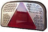 Фонарь Bakker задний правый светодиодный 303909, фото 2