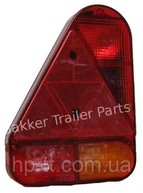 Фонарь Bakker комбинированный правый светодиодный 303912
