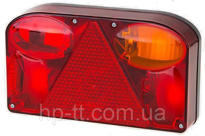 Фонарь задний правый FRISTOM FT-088 PPM с подсветкой номера
