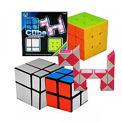 Набор головоломок кубик-рубика