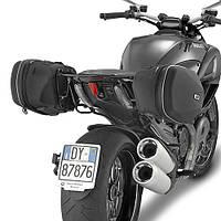 Крепление боковых сумок Givi TE7405 на мотоцикл Ducati Diavel 2011 - 2015