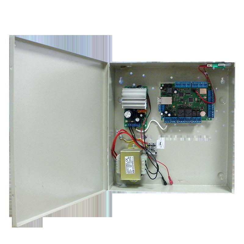Сетевой IP контроллер доступа U-Prox IP400