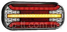 Фонарь задний Fristom FT-230 COF LED DI BAJONET 5PIN 6-функций