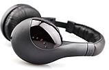 Беспроводные наушники 5 в 1 MH2001 Hi-Fi, FM радио, HQ-Tech, 5-in-1 для ТВ и др, фото 4