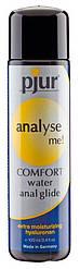 Анальная смазка pjur analyse me! Comfort water glide 100 мл на водной основе с гиалуроном