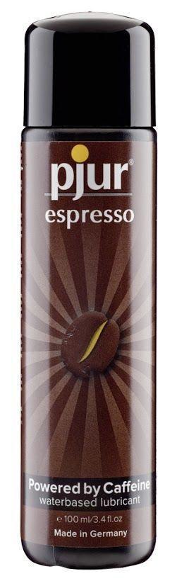 Стимулюючий лубрикант з кофеїном pjur Espresso 100 мл