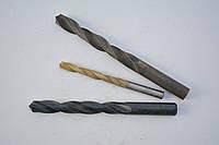 Сверло ц/х2,7 мм, сталь Р6М5, кл. В, ГОСТ 10902-77
