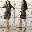 Платье-рубашка прямое софт 42-44 44-46, фото 5