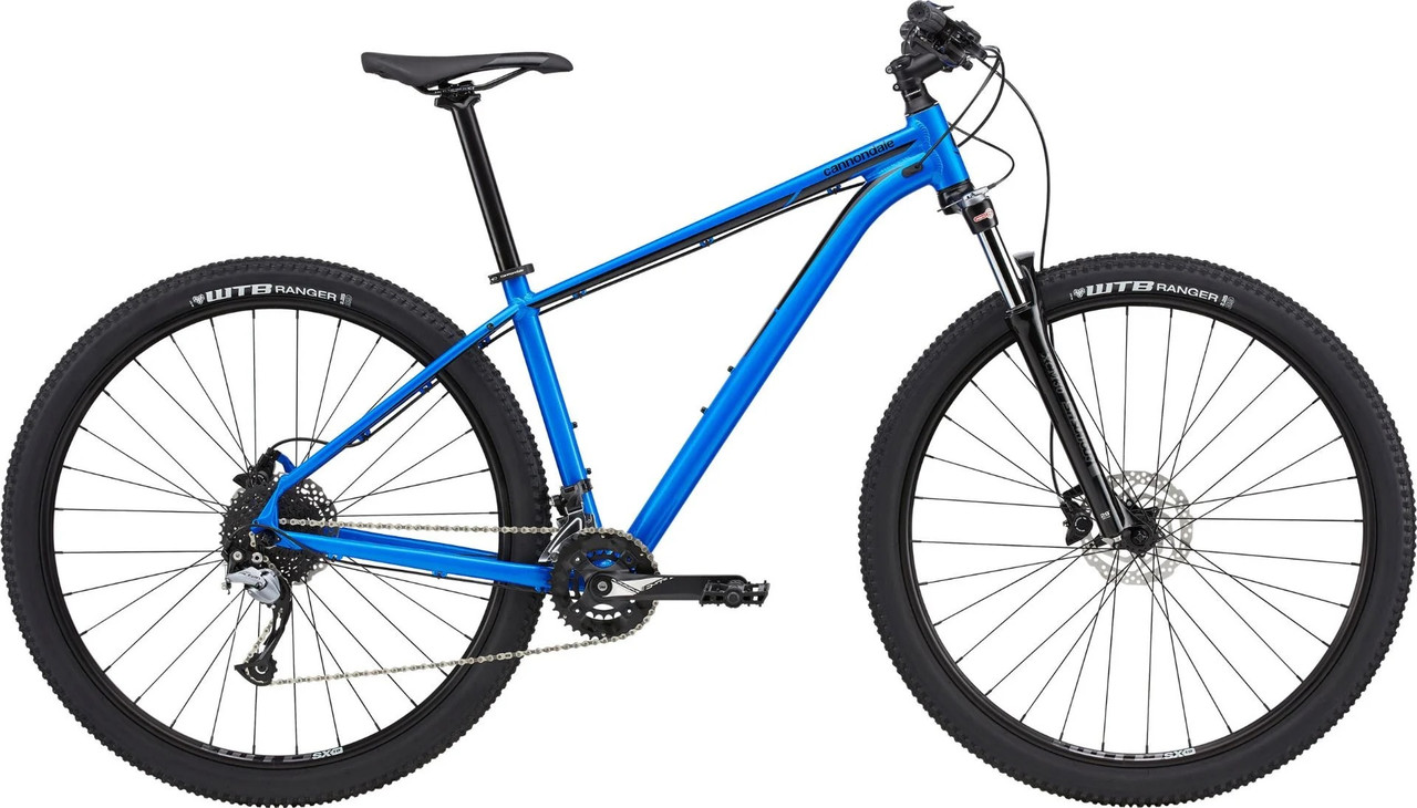 """Велосипед 29"""" Cannondale TRAIL 5 рама - L 2020 ELB"""