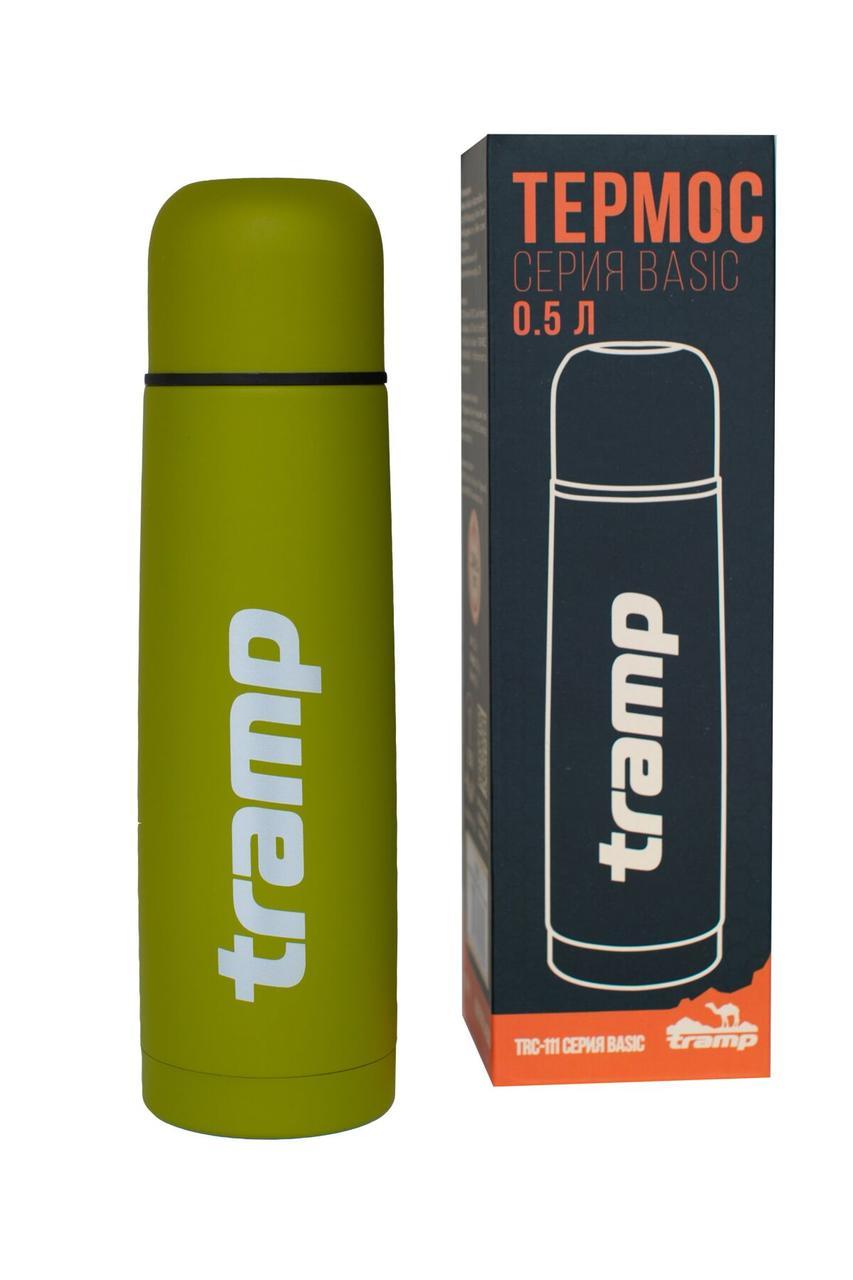 Термос Tramp Basic олива 0,5 л