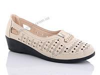 """Туфли женские стильные Лето E831-2 (6 пар р.37-42) """"Baolikang"""" недорого оптом от прямого поставщика"""