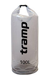 Гермомешок прозорий Tramp 100л