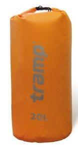 Гермомешок Tramp PVC 20 л (оранжевый)