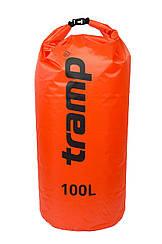 Гермомешок Tramp PVC Diamond Rip-Stop помаранчевий 100л