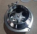 Клапан обратный нержавеющий ду 40 (сварка - сварка), фото 2