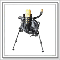 Лущилка кукурудзи ручне на ніжках TATA