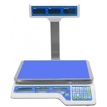 Весы торговые Вагар VP-M (15 кг), фото 2
