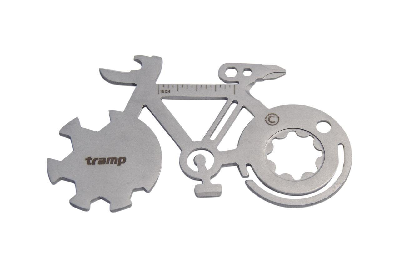 Карта-мультитул Tramp Bicycle TRA-230