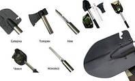 Военная, туристическая лопатка Shovel, складная