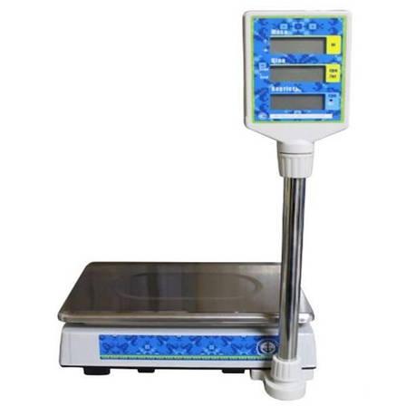 Весы торговые Вагар VP-L (30 кг), фото 2