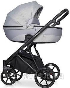 Детская универсальная коляска 2 в 1 Riko Nano Pro 01 Grey Fox