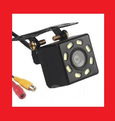 Камера заднего вида 102LED с подсветкой