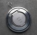 Клапан обратный межфланцевый нержавеющий ду 100, фото 3
