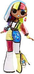 Кукла Лол ОМГ светящийся неоновый Ангел L.O.L. Surprise!  LOL O.M.G. Lights Angles Fashion Doll