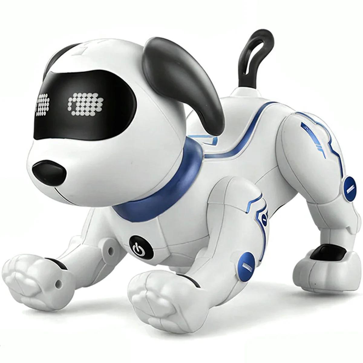Інтерактивна собака Stunt Dog K16 на радіокеруванні Стоїть на передніх лапах