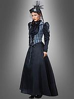 Женский карнавальный костюм Лиззи Борден (викторианский стиль), фото 1