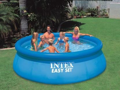 Надувной бассейн Intex Easy Set Pool 56930 396 см х 84 см